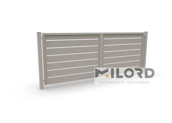 Ogrodzenia metalowe z profili zamkniętych - 50