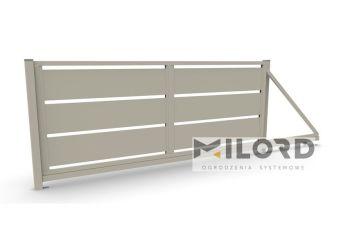 Ogrodzenia metalowe z profili zamkniętych - 43