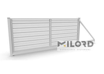 Ogrodzenia metalowe z profili zamkniętych - 11