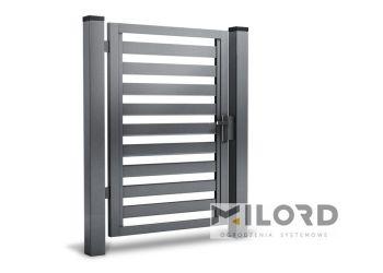 Ogrodzenia metalowe z profili zamkniętych - 60