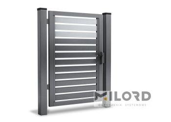 Ogrodzenia metalowe z profili zamkniętych - 5
