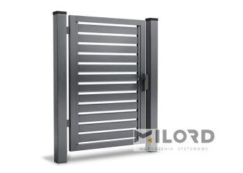 Ogrodzenia metalowe z profili zamkniętych - 64
