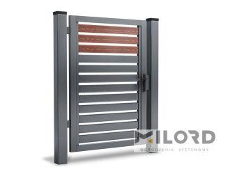 Ogrodzenia metalowe z profili zamkniętych - 1