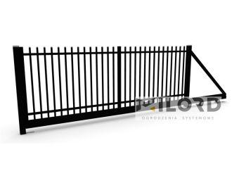 Ogrodzenia metalowe z profili zamkniętych - 27