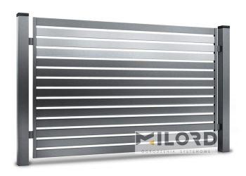 Ogrodzenia metalowe z profili zamkniętych - 6