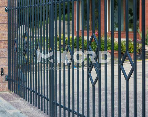 sliding gates - 1