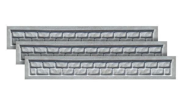 Podmurówki betonowe i łączniki
